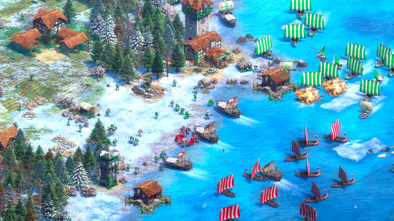 Age of Empires II: Definitive Edition 4