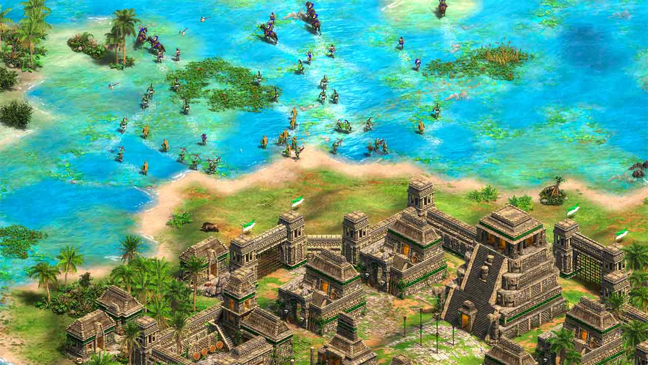 Age of Empires II: Definitive Edition 5
