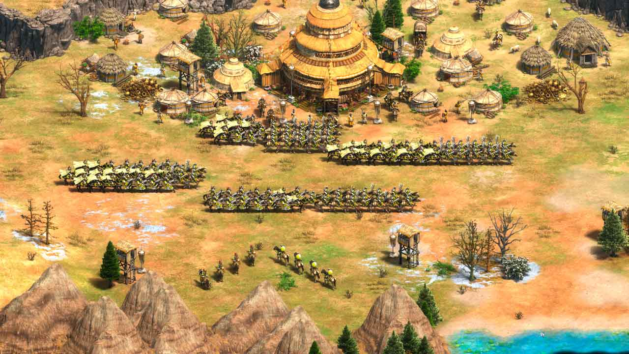 Age of Empires II: Definitive Edition 2