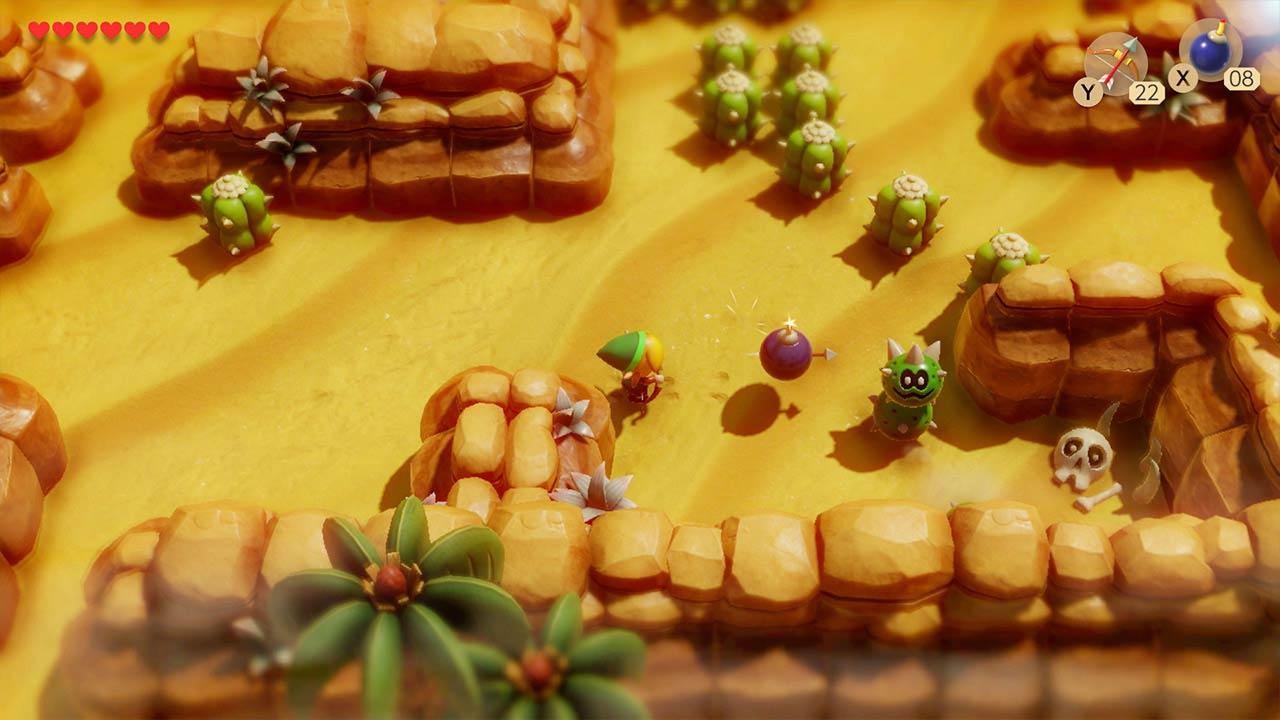 The Legend of Zelda: Link's Awakening 1