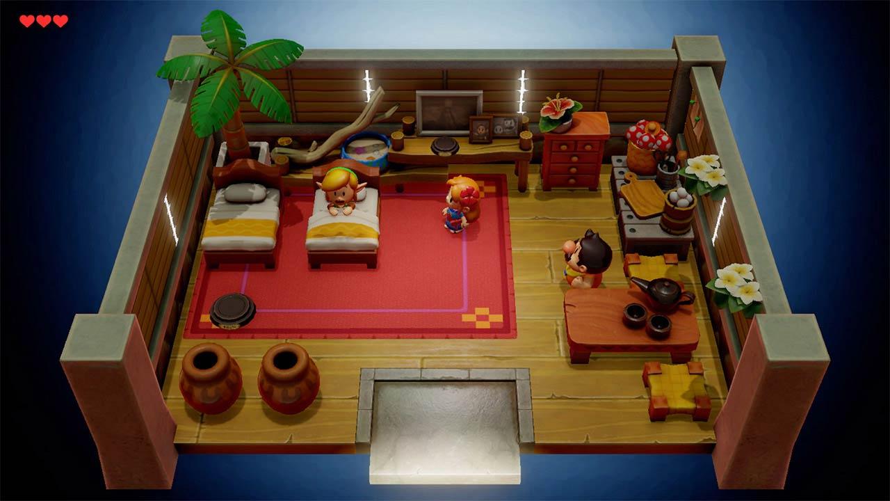 The Legend of Zelda: Link's Awakening 4
