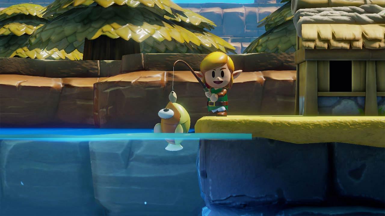 The Legend of Zelda: Link's Awakening 3