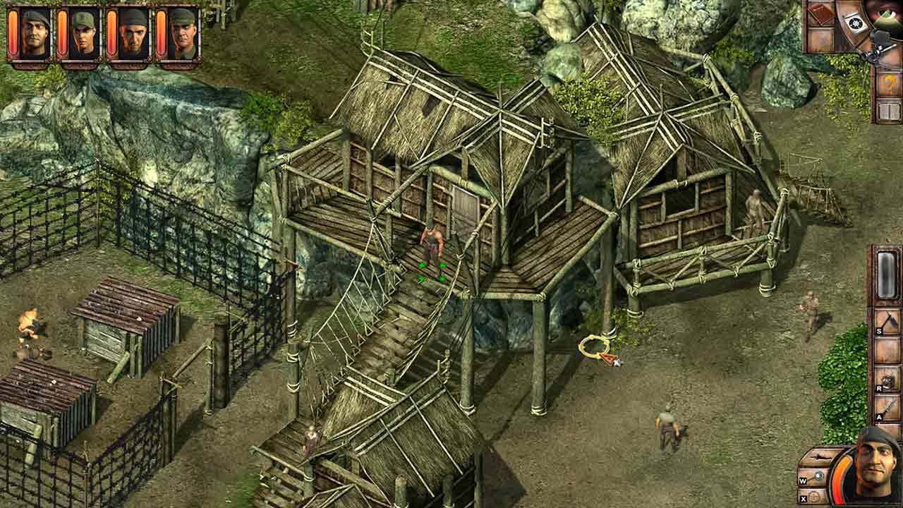 Commandos 2 HD Remaster 4