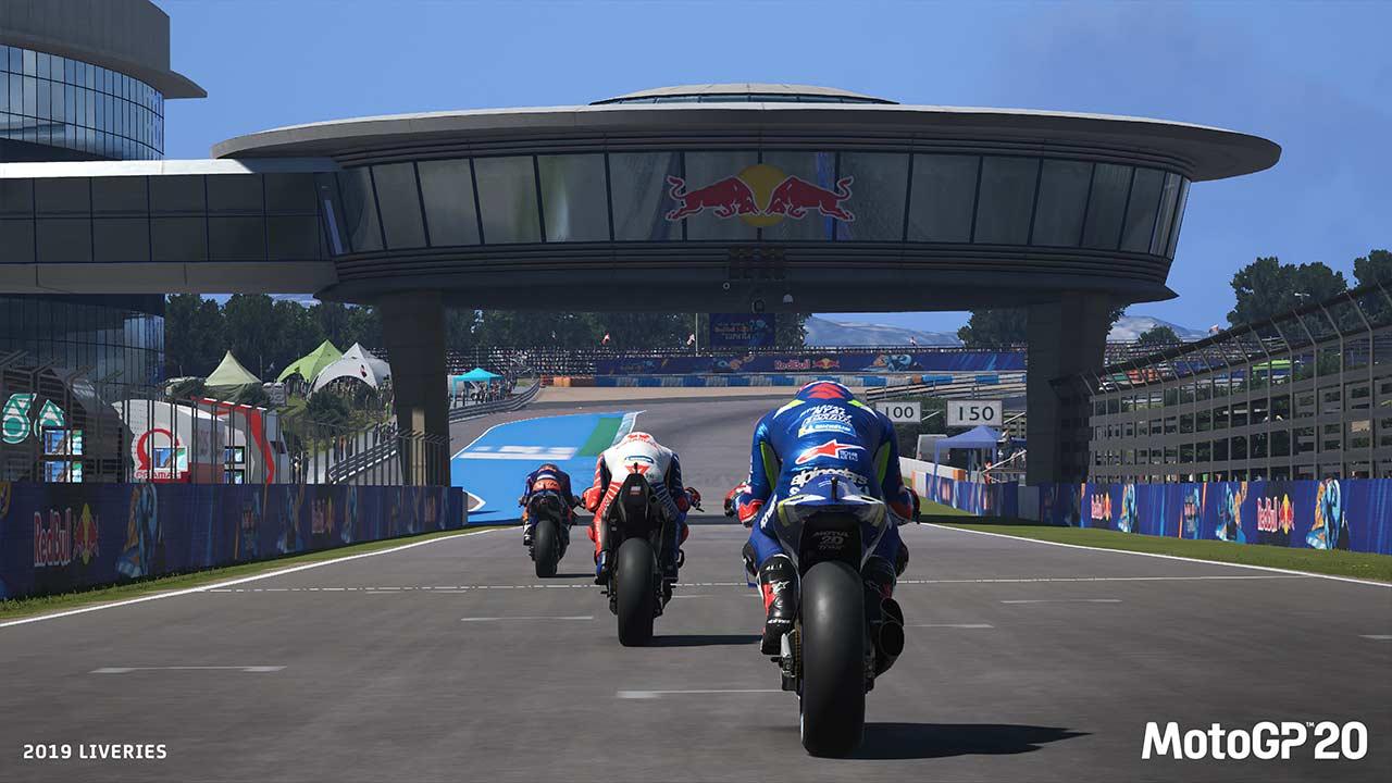 MotoGP 20 llegará el 23 de abril a consolas y PC 2