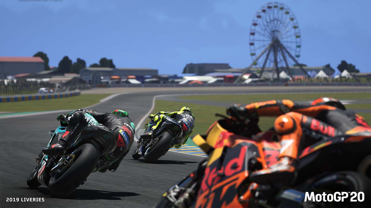 MotoGP 20 llegará el 23 de abril a consolas y PC 1