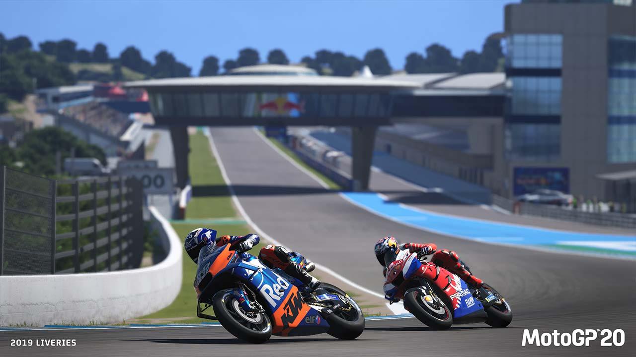 MotoGP 20 llegará el 23 de abril a consolas y PC 3