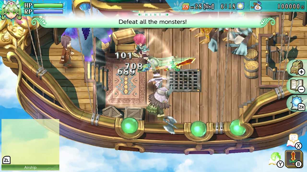 Rune Factory 4 Special 1